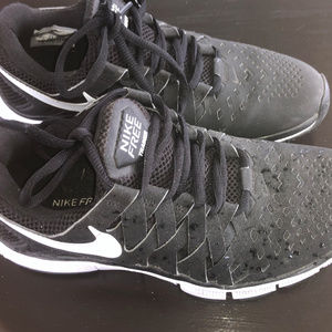 Nike Free 5.0 women's black sneakers
